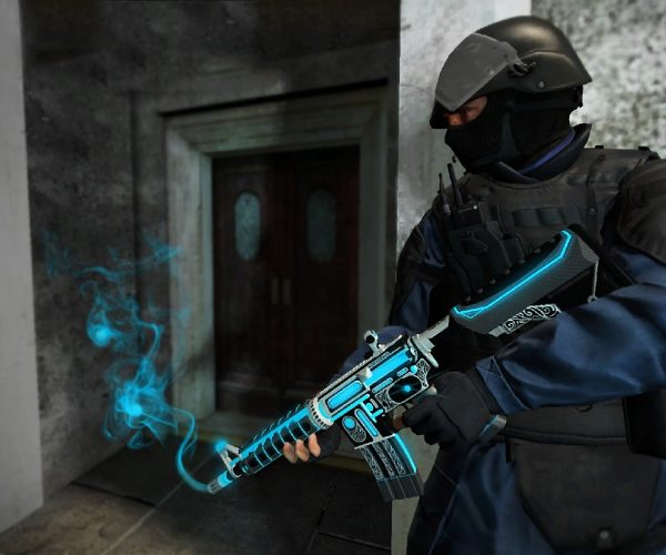 Significant features in csgo game